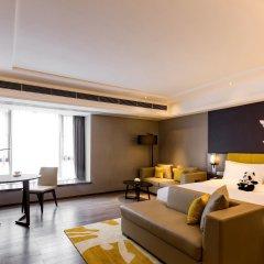 Отель The Mulian Urban Resort Hotels Nansha 4* Представительский номер с различными типами кроватей