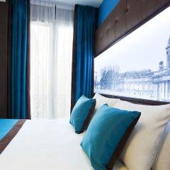 Отель Best Western Nouvel Orleans Montparnasse 4* Улучшенный номер фото 8