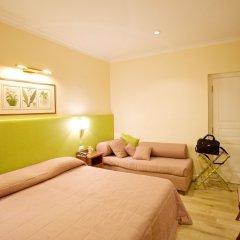 Отель I Giardini Del Quirinale Стандартный номер с различными типами кроватей