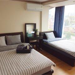 Отель Takustay Sinchon 2* Стандартный номер с различными типами кроватей