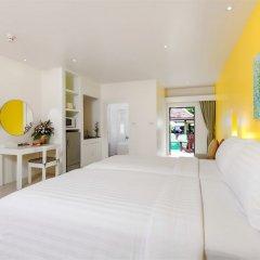 Отель Tuana The Phulin Resort 3* Номер Делюкс с разными типами кроватей