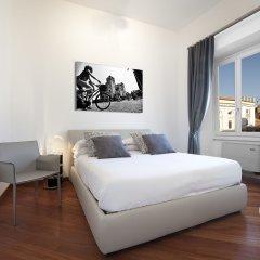 Отель Oriana Suites Rome 4* Люкс с различными типами кроватей фото 2