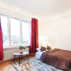 Апартаменты Tallinn City Apartments комната для гостей