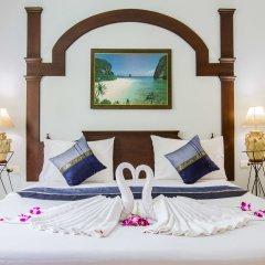 Отель Baan Paradise 2* Стандартный семейный номер с двуспальной кроватью