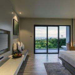 Hotel IKON Phuket 4* Улучшенный номер разные типы кроватей фото 2