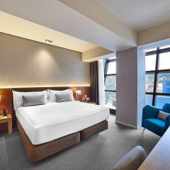 Gran Hotel Domine Bilbao 5* Улучшенный номер с различными типами кроватей фото 7