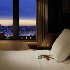 Отель Meliá Barcelona Sarrià 5* Номер категории Премиум с различными типами кроватей