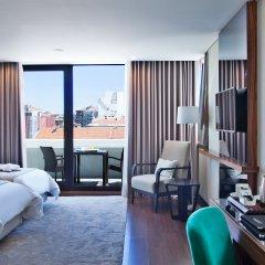 TURIM Saldanha Hotel 4* Представительский номер с 2 отдельными кроватями