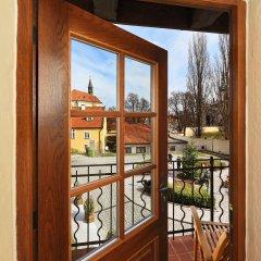 Lindner Hotel Prague Castle 4* Стандартный номер с различными типами кроватей