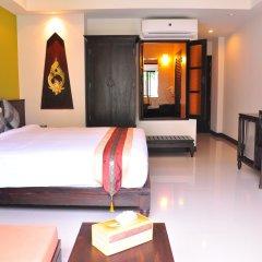Отель Navatara Phuket Resort 4* Улучшенный номер с различными типами кроватей