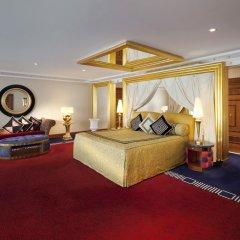 Отель Burj Al Arab Jumeirah 5* Люкс повышенной комфортности с различными типами кроватей