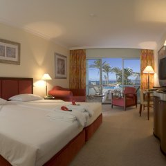 LTI - Pestana Grand Ocean Resort Hotel 5* Стандартный номер с различными типами кроватей