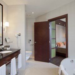 Hotel Barcelona Center 4* Улучшенный номер с различными типами кроватей фото 5