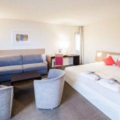 Отель Novotel Lyon Centre Part Dieu 4* Представительский номер с различными типами кроватей