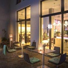 Almodovar Hotel Biohotel Berlin терраса/патио
