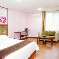 Guangzhou JinTang Hotel 3* Номер Бизнес с различными типами кроватей