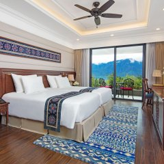 Отель Silk Path Grand Resort & Spa Sapa 5* Стандартный номер с различными типами кроватей