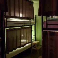 Mr.Comma Guesthouse - Hostel Кровать в женском общем номере с двухъярусной кроватью