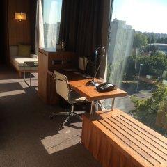 Отель DoubleTree by Hilton Zagreb 4* Улучшенный номер с разными типами кроватей
