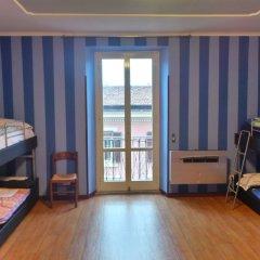 Palladini Hostel Rome Стандартный номер с различными типами кроватей
