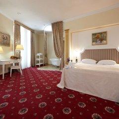 Гостиница City Holiday Resort & SPA 5* Люкс с различными типами кроватей
