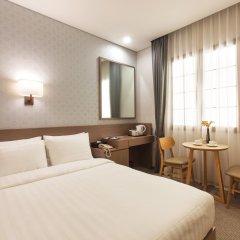Loisir Hotel Seoul Myeongdong 3* Номер Бизнес с различными типами кроватей