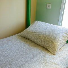 Хостел на Нахимовском Проспекте Кровать в общем номере с двухъярусной кроватью