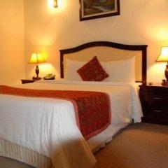 Отель Asean Halong 4* Улучшенный номер