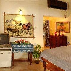 Отель WelcomHeritage Maharani Bagh Orchard Retreat 3* Коттедж с различными типами кроватей