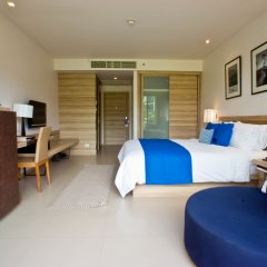 Отель Holiday Inn Resort Phuket Mai Khao Beach 4* Стандартный номер разные типы кроватей фото 2