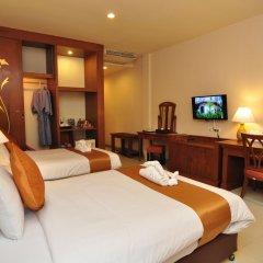 Отель Hyton Leelavadee Phuket комната для гостей фото 11