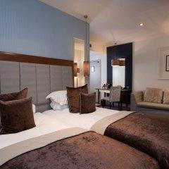 Отель Malmaison Manchester 4* Представительский номер с различными типами кроватей фото 2