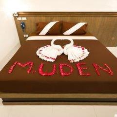 M.U.DEN Patong Phuket Hotel 3* Номер Премиум разные типы кроватей фото 2