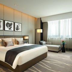 Отель InterContinental Shanghai Hongqiao NECC Улучшенный номер с различными типами кроватей