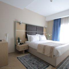 Capital Tirana Hotel 3* Номер Комфорт с различными типами кроватей