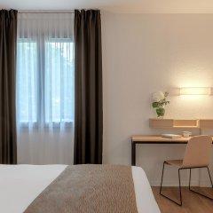 Отель Citadines Bastille Gare de Lyon Paris 3* Студия с различными типами кроватей