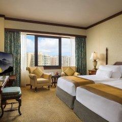 Отель Grand Lapa, Macau 4* Номер Делюкс с 2 отдельными кроватями