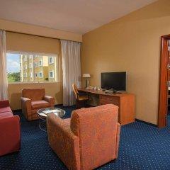 Отель Courtyard By Marriott Cancun Airport жилая площадь