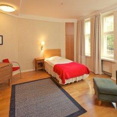 Отель Hellsten Helsinki Parliament 3* Студия с разными типами кроватей
