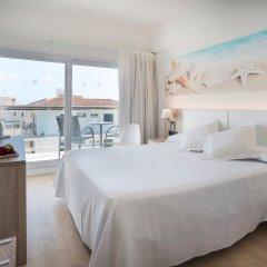 Отель THB Gran Playa - Только для взрослых 4* Стандартный номер с 2 отдельными кроватями