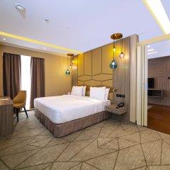 Отель Occidential Dubai Production City 4* Полулюкс с различными типами кроватей