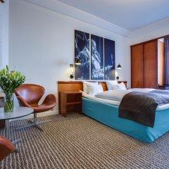 Best Western Plus Hotel City Copenhagen 4* Улучшенный номер с двуспальной кроватью