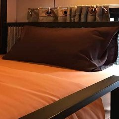 The Alley Hostel & Bistro Кровать в общем номере с двухъярусной кроватью фото 6