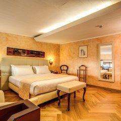 Croce Di Malta Hotel 4* Стандартный семейный номер с двуспальной кроватью