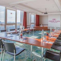 Отель Crowne Plaza Antwerp Антверпен помещение для мероприятий фото 2