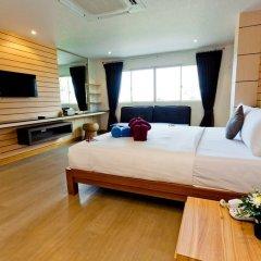 Anda Beachside Hotel 3* Полулюкс с различными типами кроватей фото 3