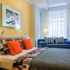 Апартаменты Pension 1A Apartment Стандартный номер с двуспальной кроватью