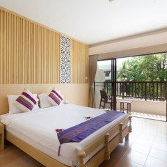 Patong Lodge Hotel комната для гостей фото 10