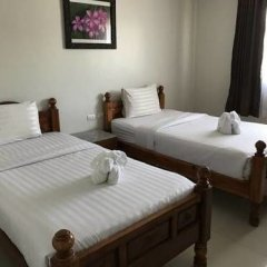 Отель VITS Patong Dynasty 3* Улучшенный номер разные типы кроватей фото 4