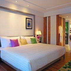 Отель The Nai Harn Phuket 4* Улучшенный номер с разными типами кроватей